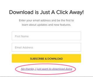 Download is just click a Click Away