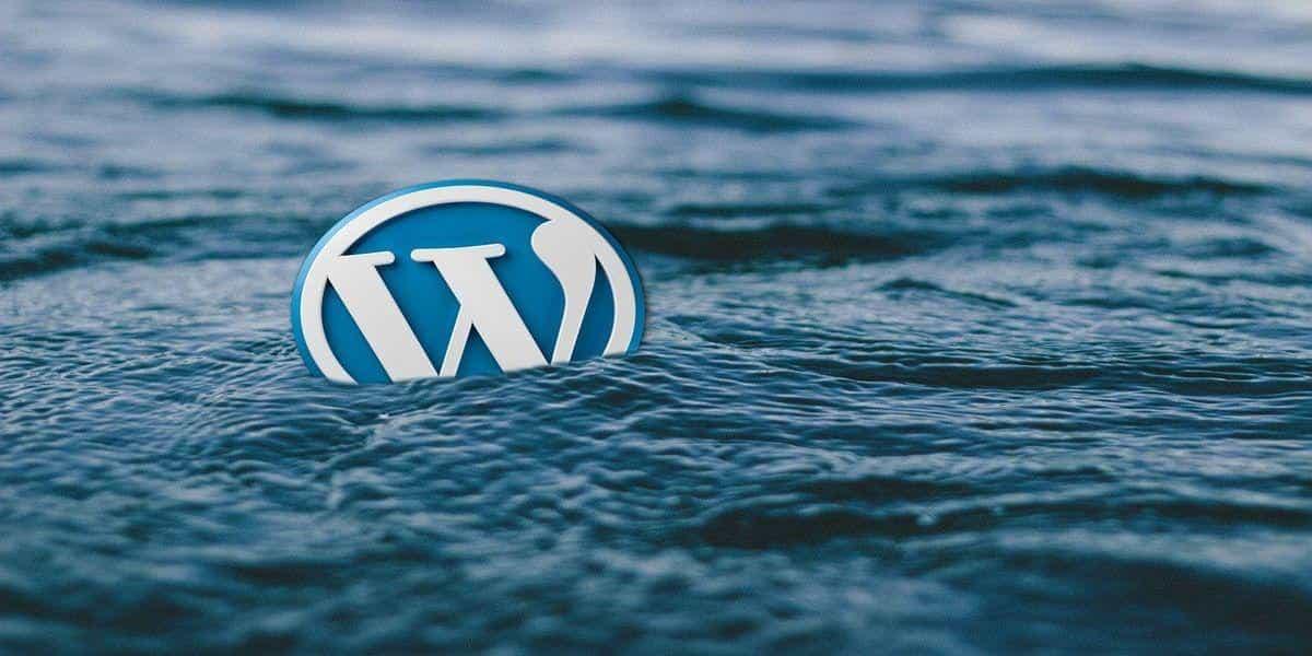 wordpress web site migration